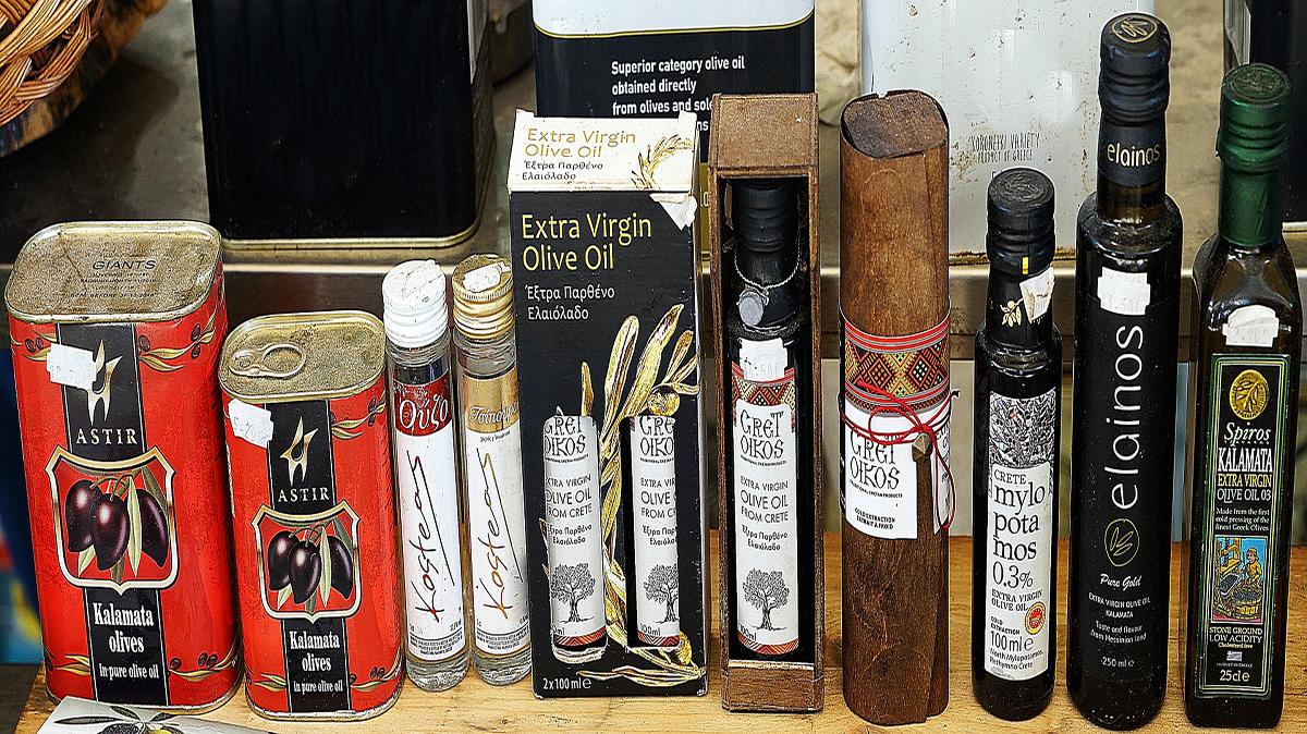 импорт оливкового масла